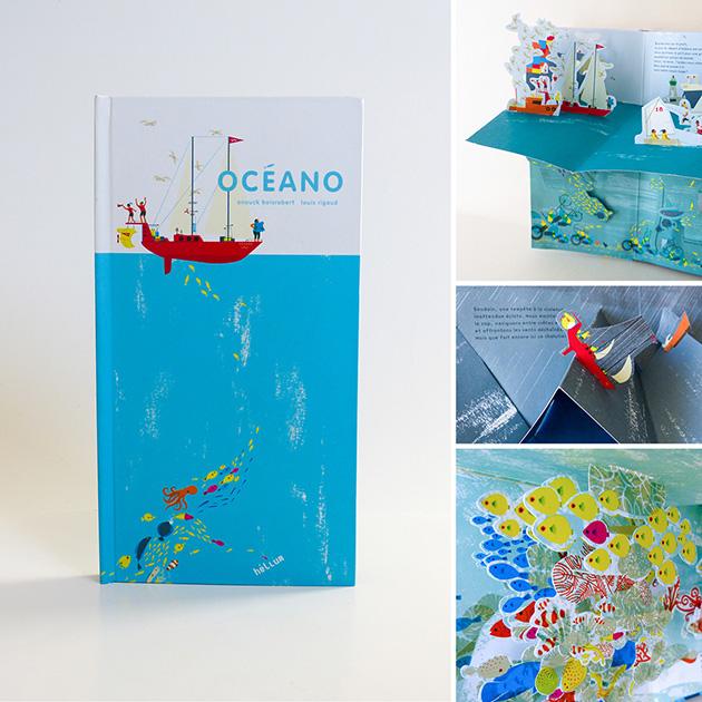 Oceano Book Louis Rigaud Ludocube Fr